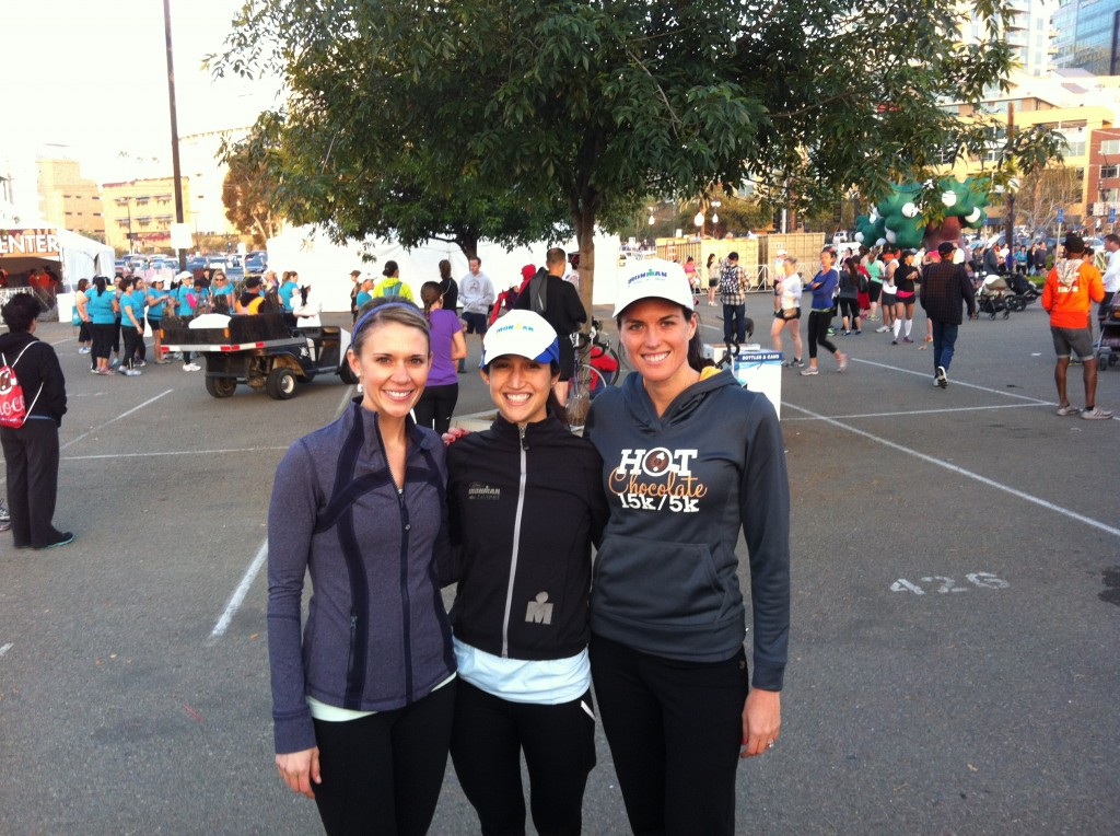 Running Buddy From Our First Marathon