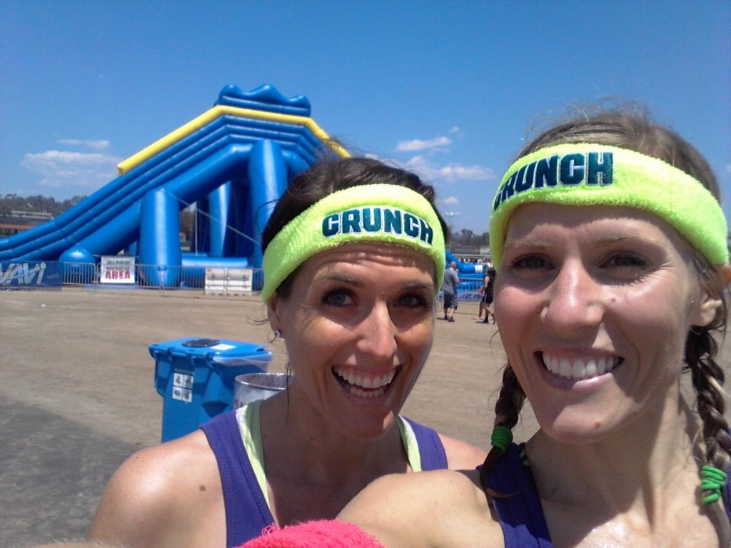 Allison and Me - We Made It!