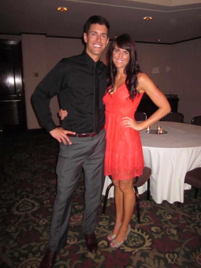 Future bride and groom!