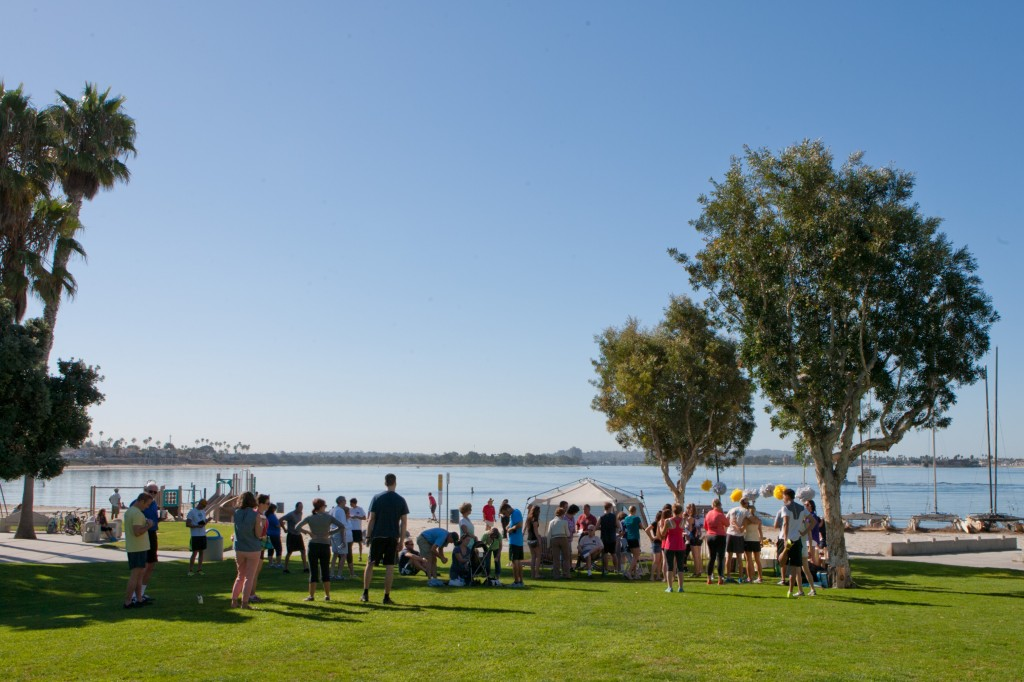 Fanuel Park in Mission Bay