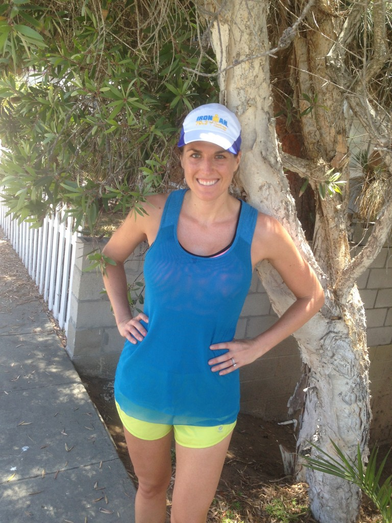 NEW and AMAZING Oiselle hail mary mesh tank!