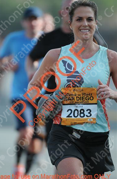 Running Happy at RnR SD last year