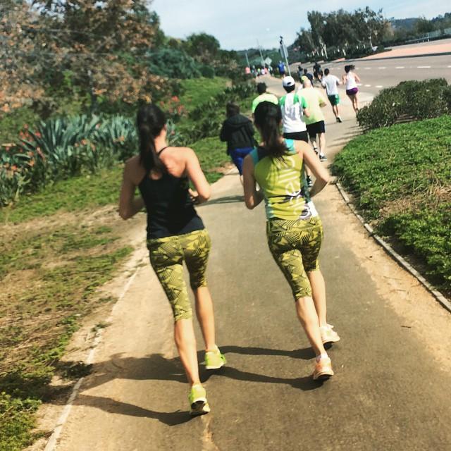 Downhill running