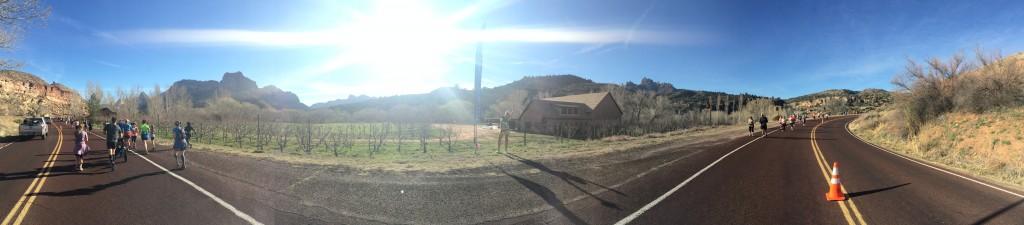 Mile 10 Panorama