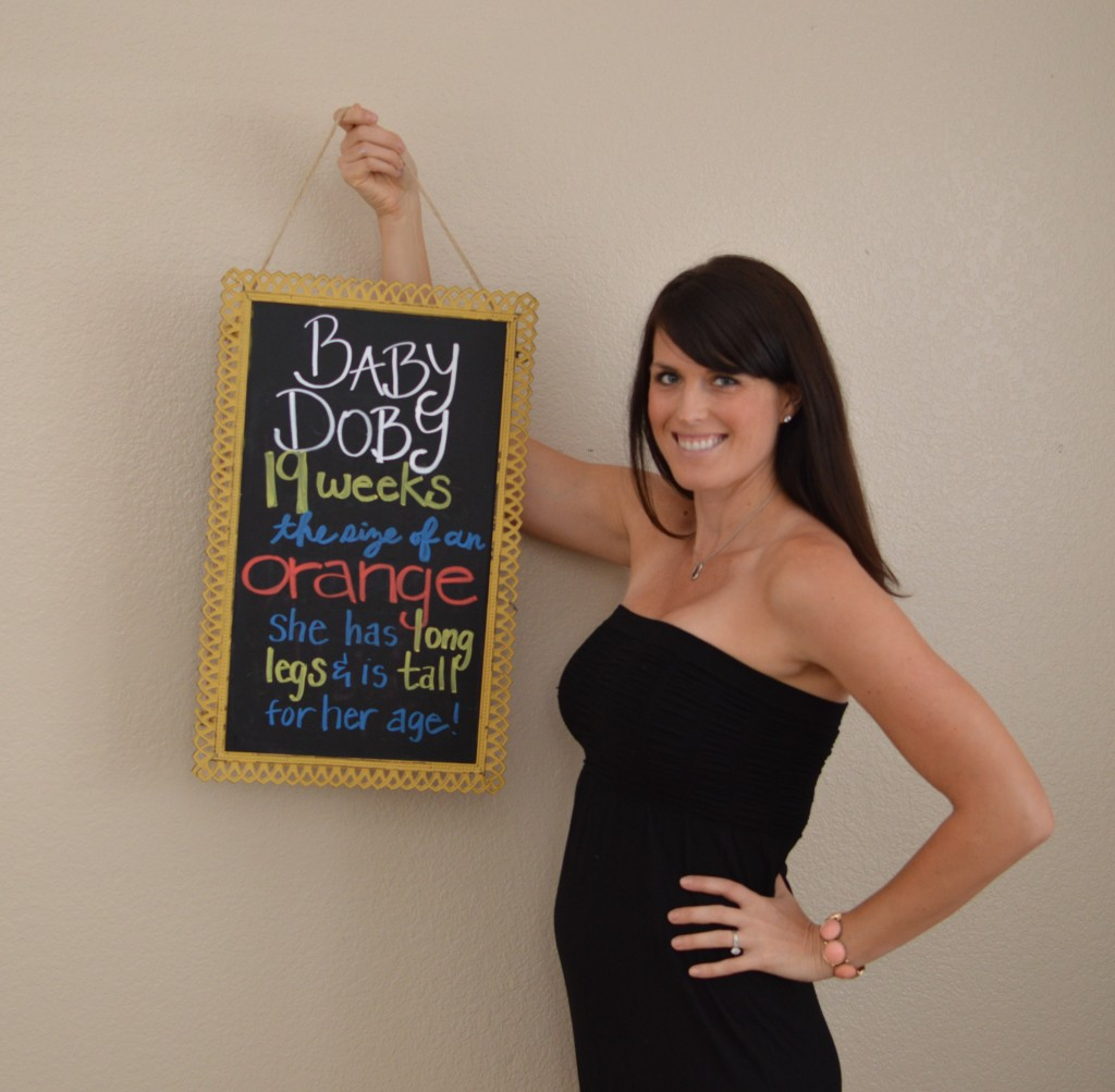 2nd trimester pregnancy bumpdate
