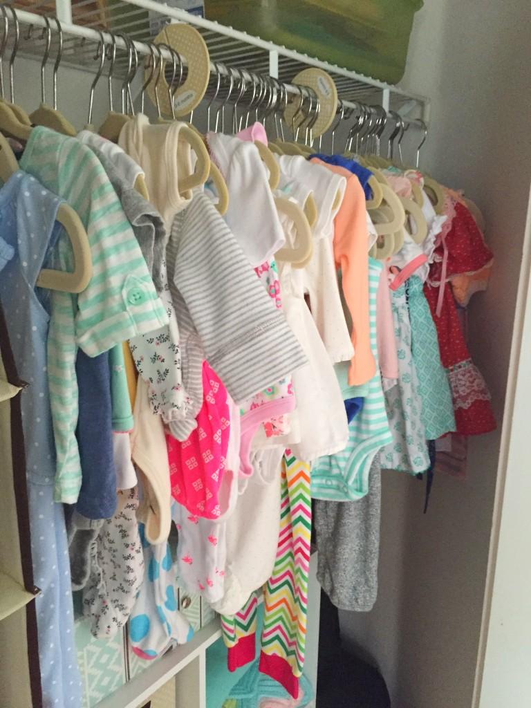 So many clothes!