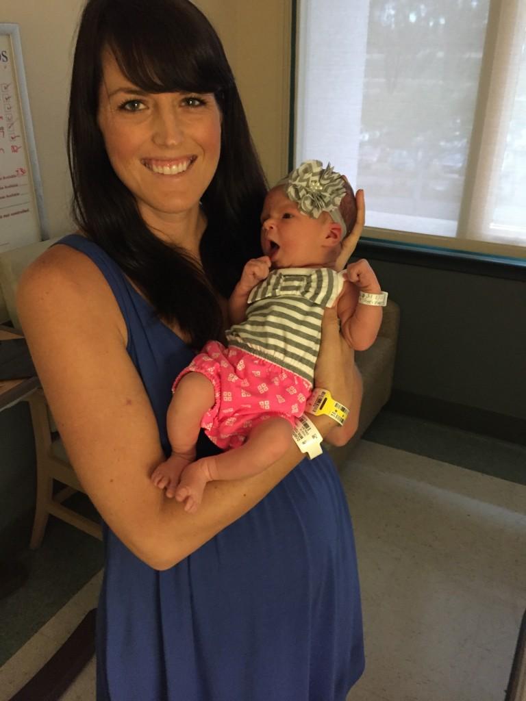 bradley method birth story natural hospital birth