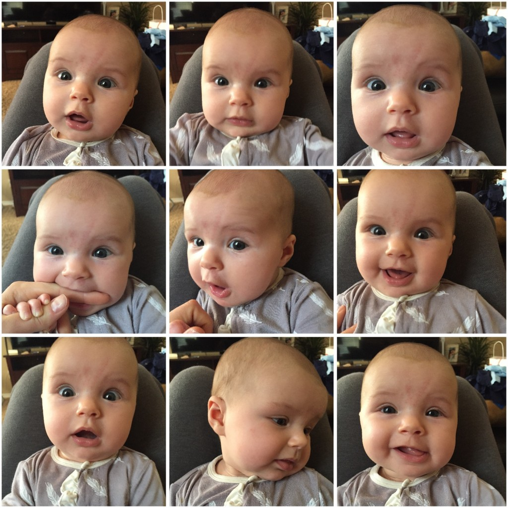 Your Many Expressions!