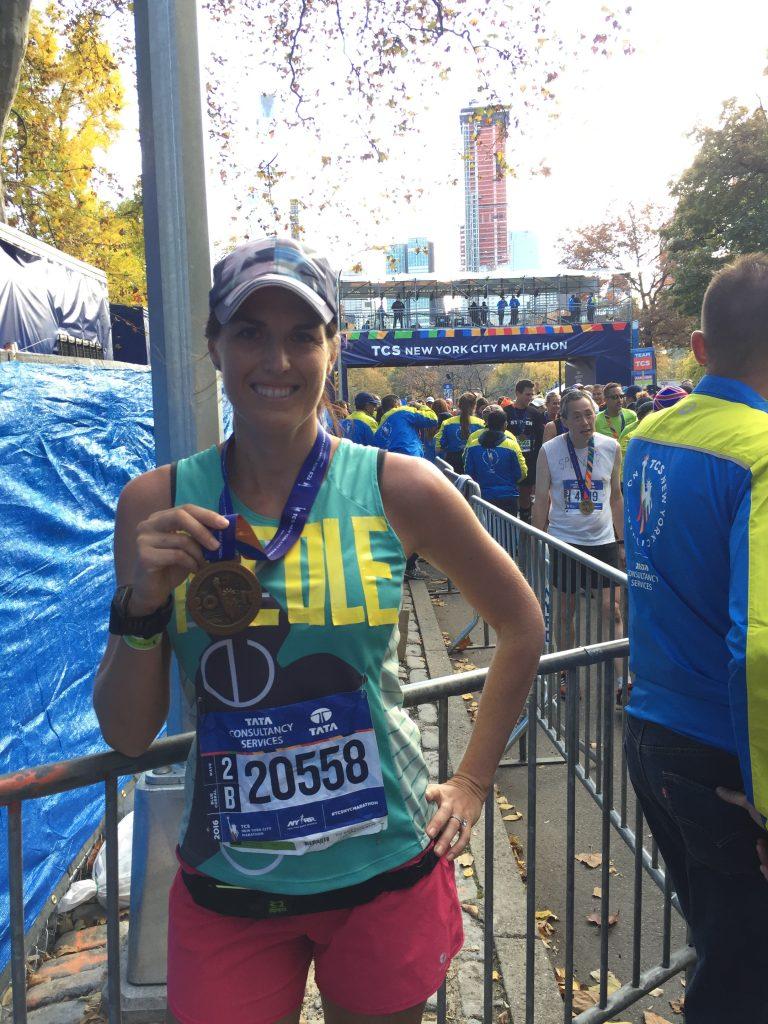 new york city marathon race report