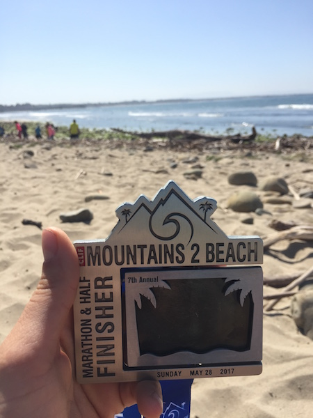mountains 2 beach marathon