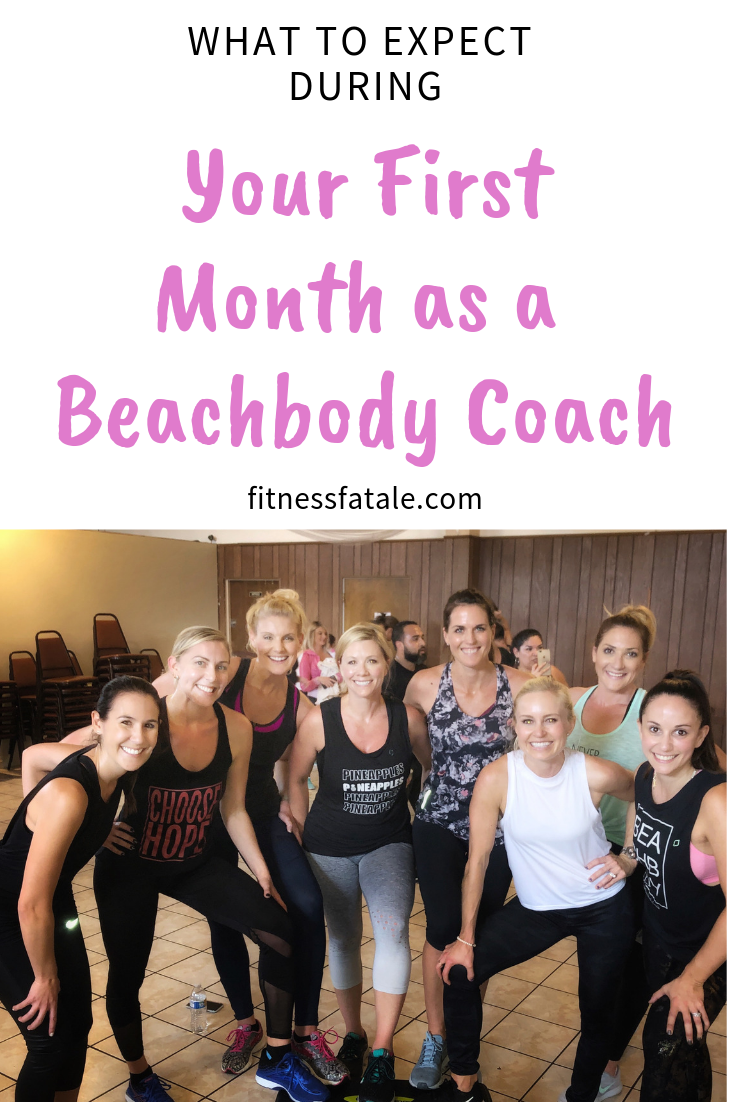 what to expect when you sign up as a beachbody coach