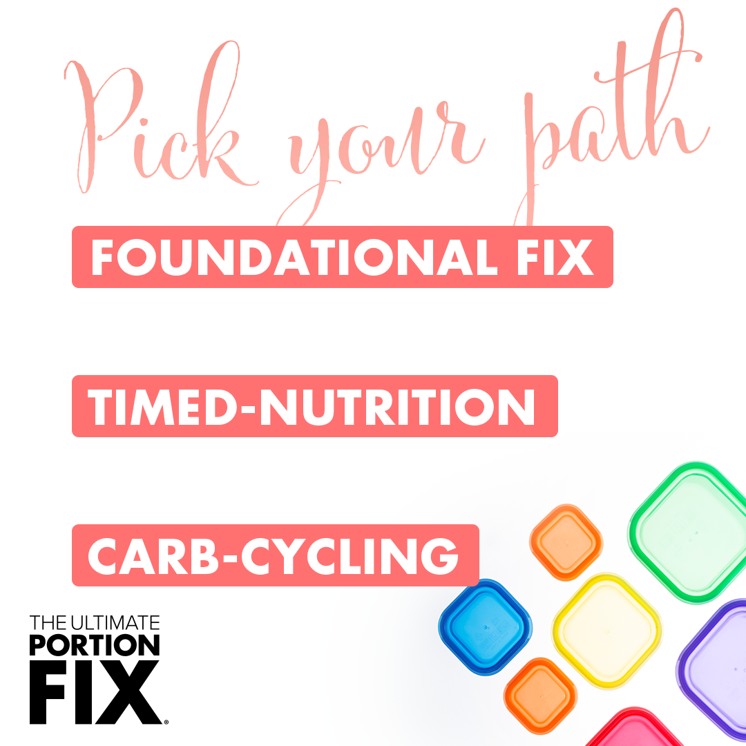 Ultimate Portion Fix Paths